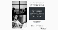 Advertise your vacancies