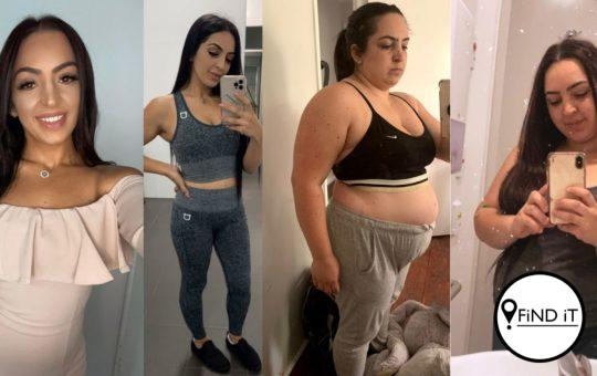 She was forced to stop drinking Red Bull to ensure the gastric sleeve worked to it's advantage.