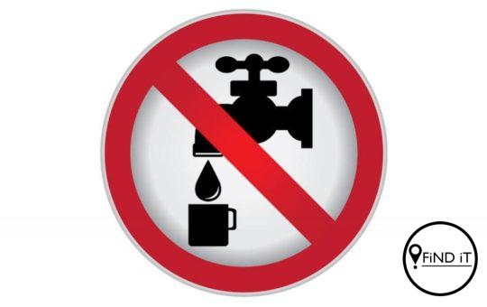 No water from Thursday to Sunday, announced Sol Plaatje