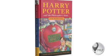 Rare Harry Potter book sells for £80k at auction
