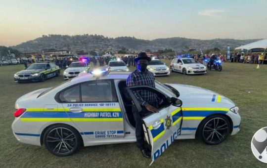 Police launch new 'Country in Blue' policing concept to fight crime