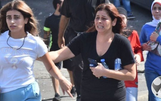 Day of mourning in Lebanon, Beirut after bloodshed at protest